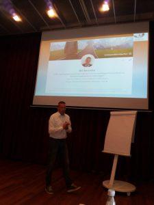 workshop social media tolken en vertalers, Regie Op Loopbaan